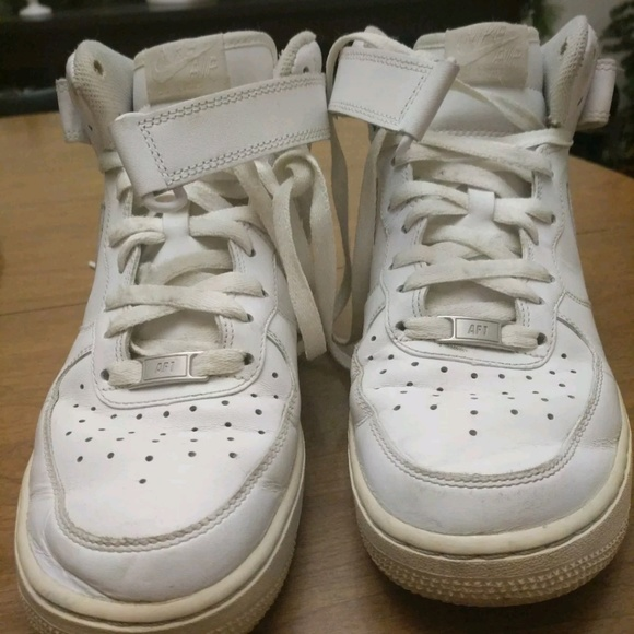 Mens Size 85 Nike Air Force Mid 7